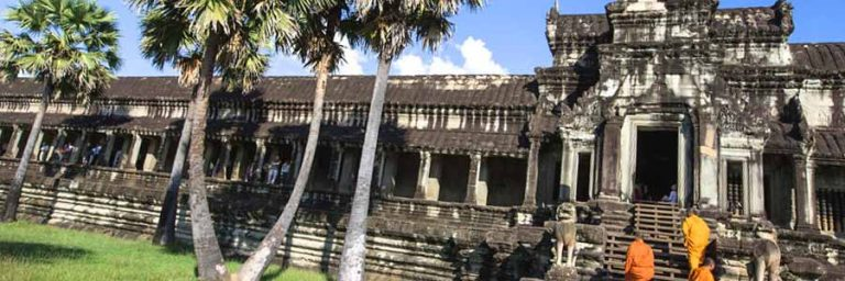 Angkor Standortreisen © Easia Travel