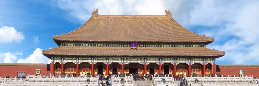 Stopover in Peking © Asien Tourismus B&N Tourismus
