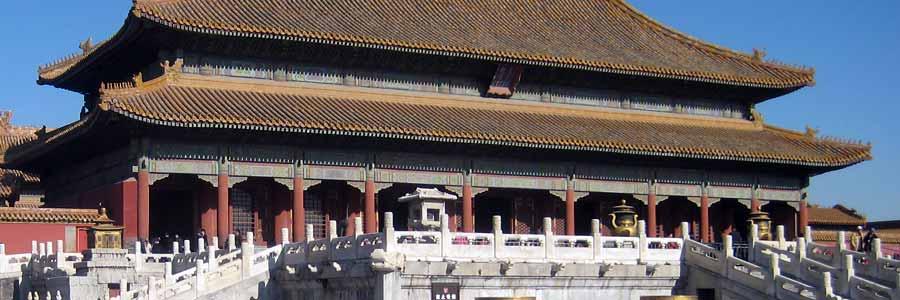 Stopover in Beijing © Asien Tourismus B&N Tourismus