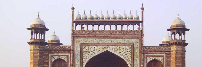 Stopover in Agra © Asien Tourismus B&N Tourismus