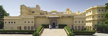 Stopover in Jaipur © Hotel Samode Haveli Jaipur