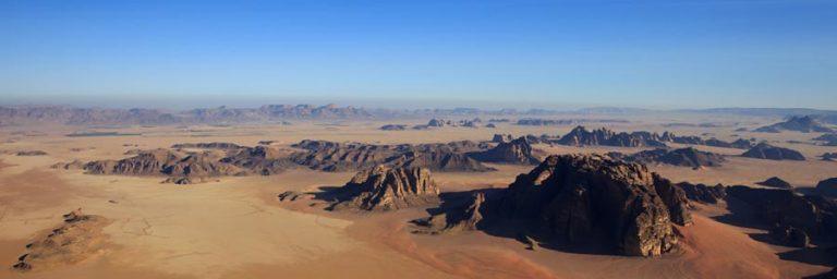 Königsroute mit Wadi Rum © Jordan Tourism Board