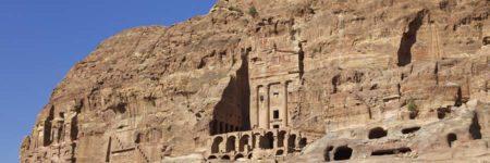 Petra Sitz der Nabatäer © Jordan Tourism Board