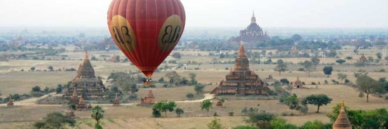 Myanmar Rundreisen © Easia Travel