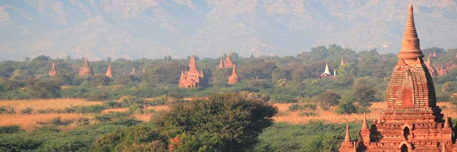 Myanmar Rundreisen und Baden © Easia Travel
