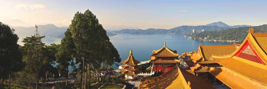 Taiwan Kurzreisen © Taipeh Tourismusbüro