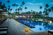 Pool Deck © Anantara Peace Haven Tangalle Resort